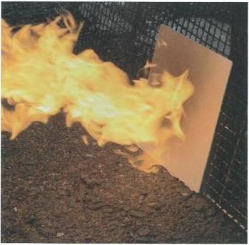 ガイナは国土交通省大臣から 認定を受けた不燃材料です