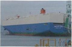 船舶の甲板に塗布